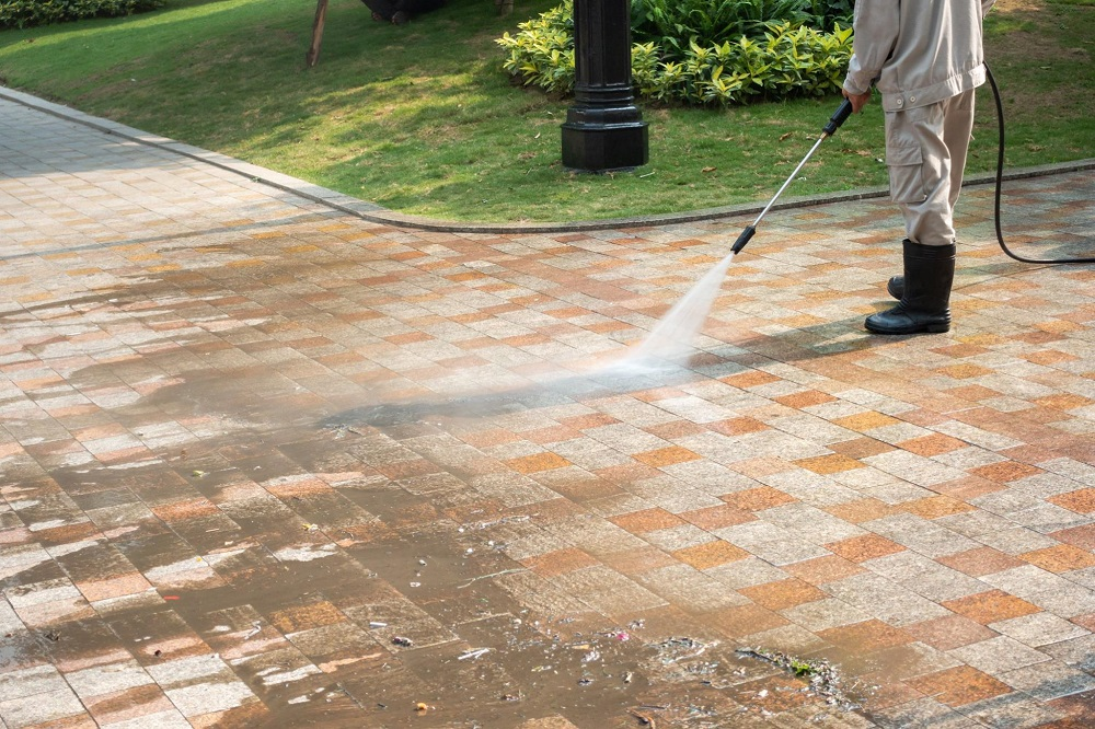 pressure washing littlefield tx